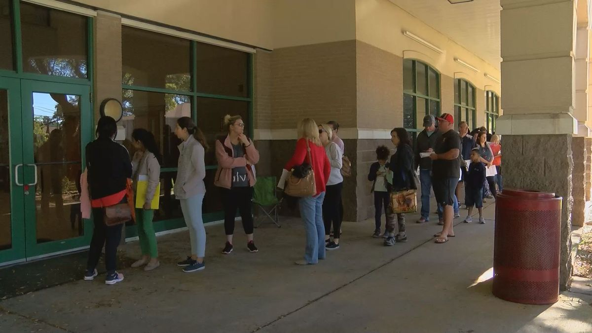 Families line up to score a spot in Biloxi's summer camp program