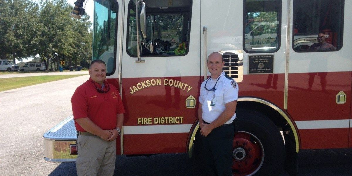 Jackson County's Northwest VFD earns lower fire ratings
