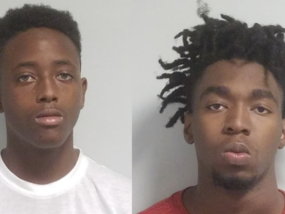 Two arrested in connection to Biloxi shooting