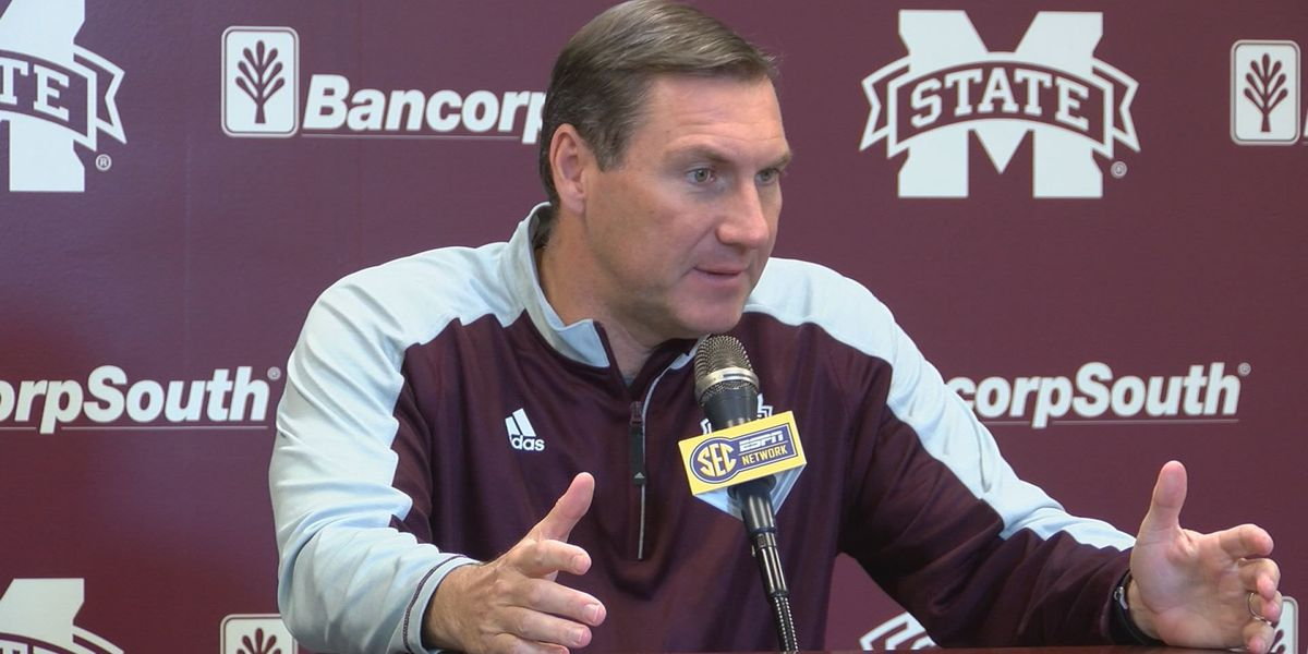 Mullen leaves Mississippi State to become Florida head coach