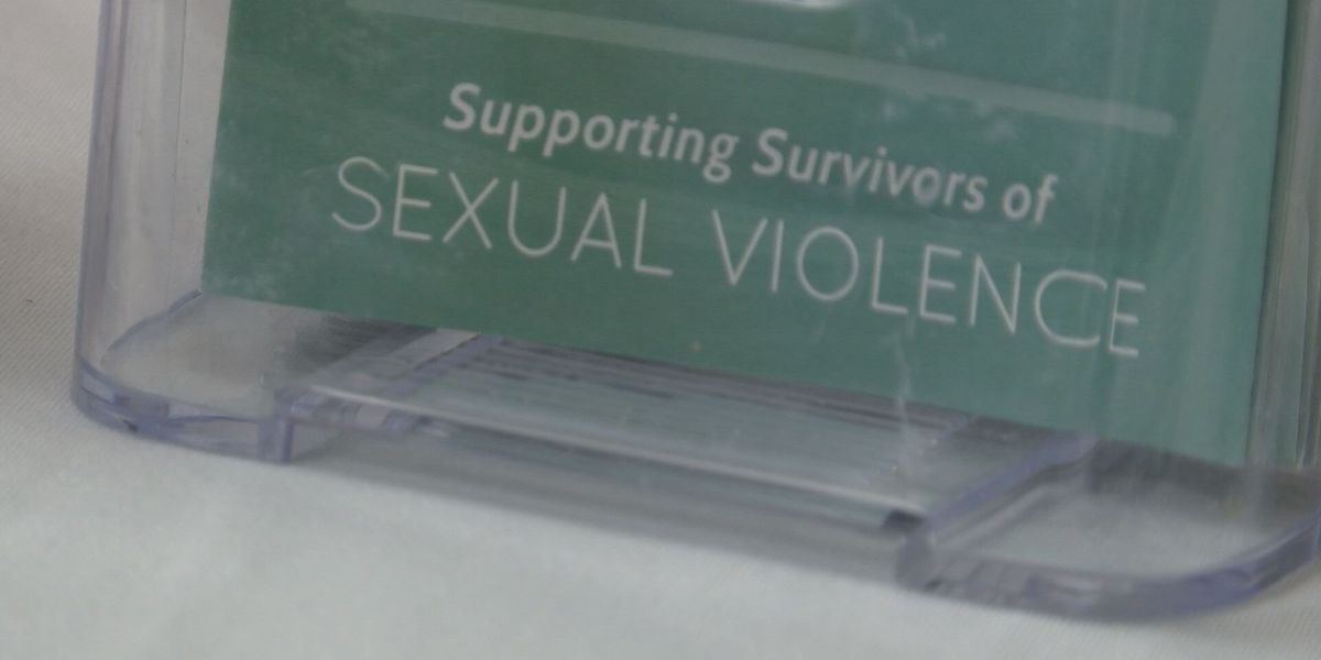 Finding your voice: Overcoming sexual assault