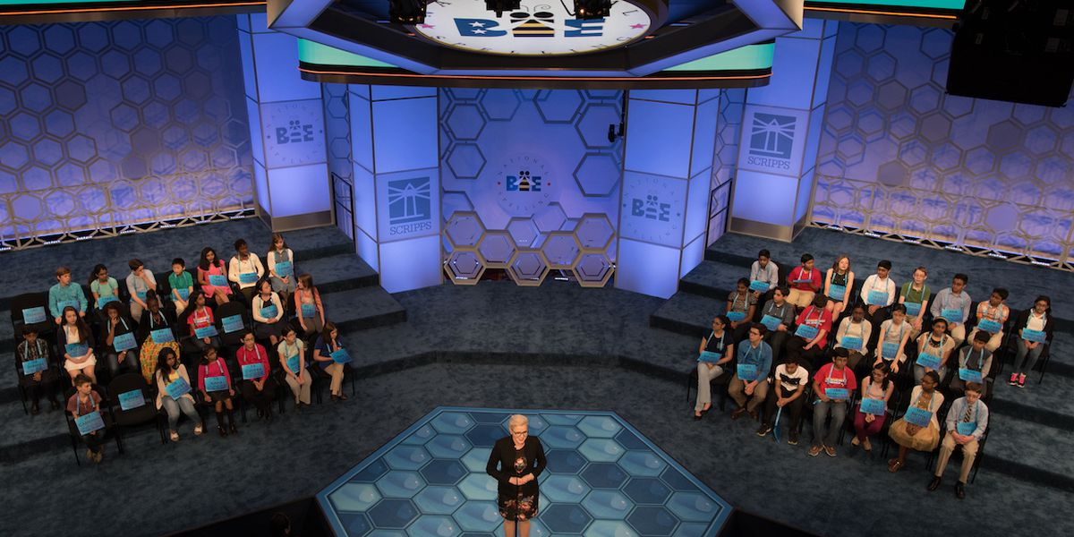 Four Mississippi students compete in the 92nd National Spelling Bee