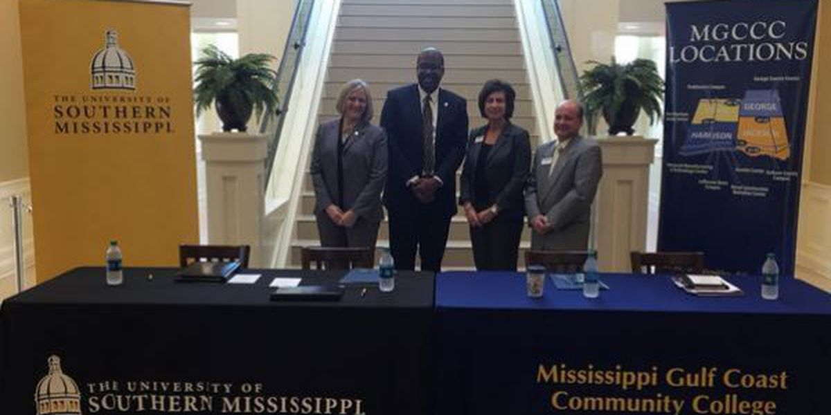 USM and MGCCC honors colleges begin partnership