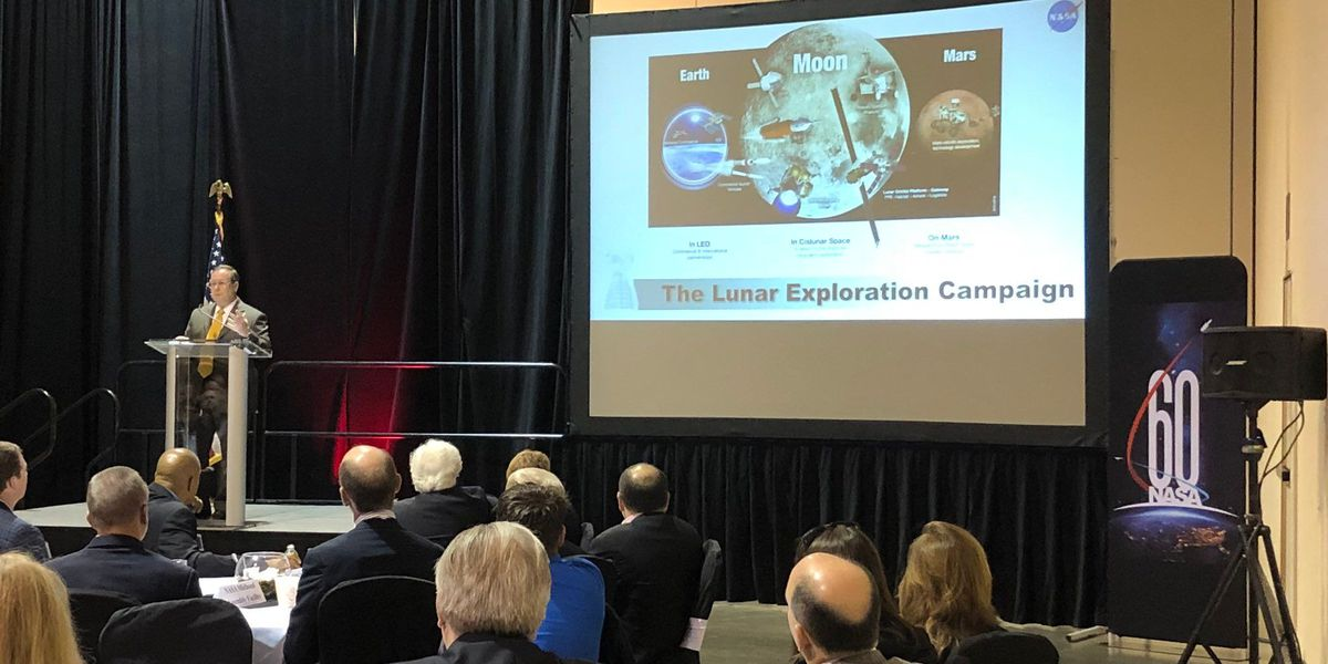 Stennis, Michoud talk future of space exploration at annual meeting