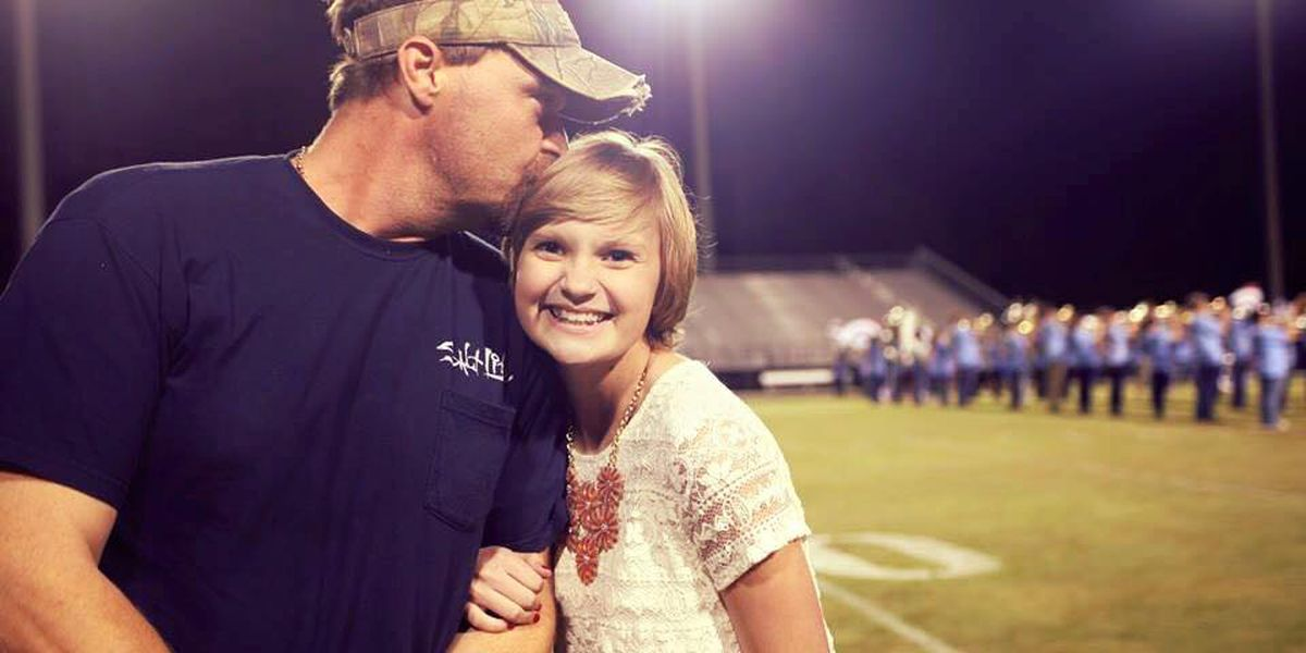 Brave Vancleave teen loses fight against brain cancer