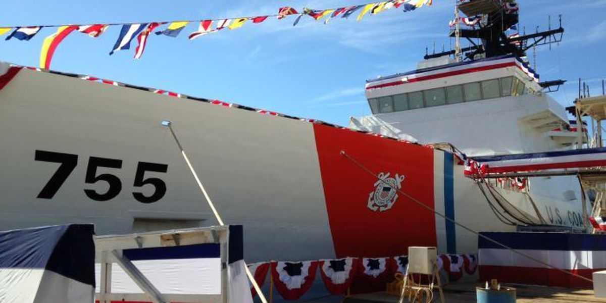 Government report points to flaws in National Security Cutter program