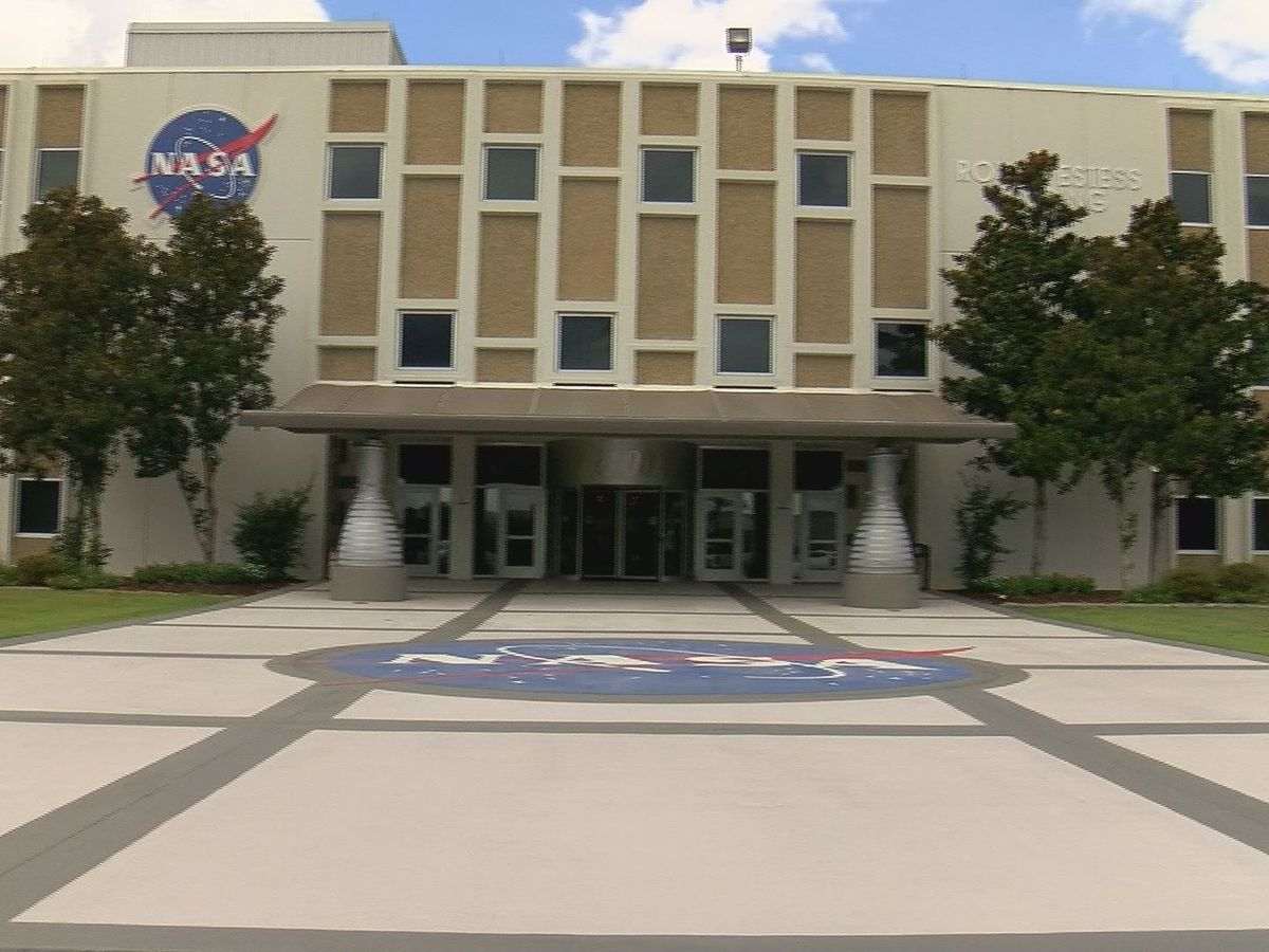 Stennis Space Center houses hidden federal city
