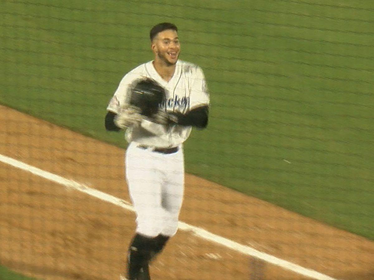 Gatewood's walk-off homer lifts Biloxi to 3-2 win over Jackson