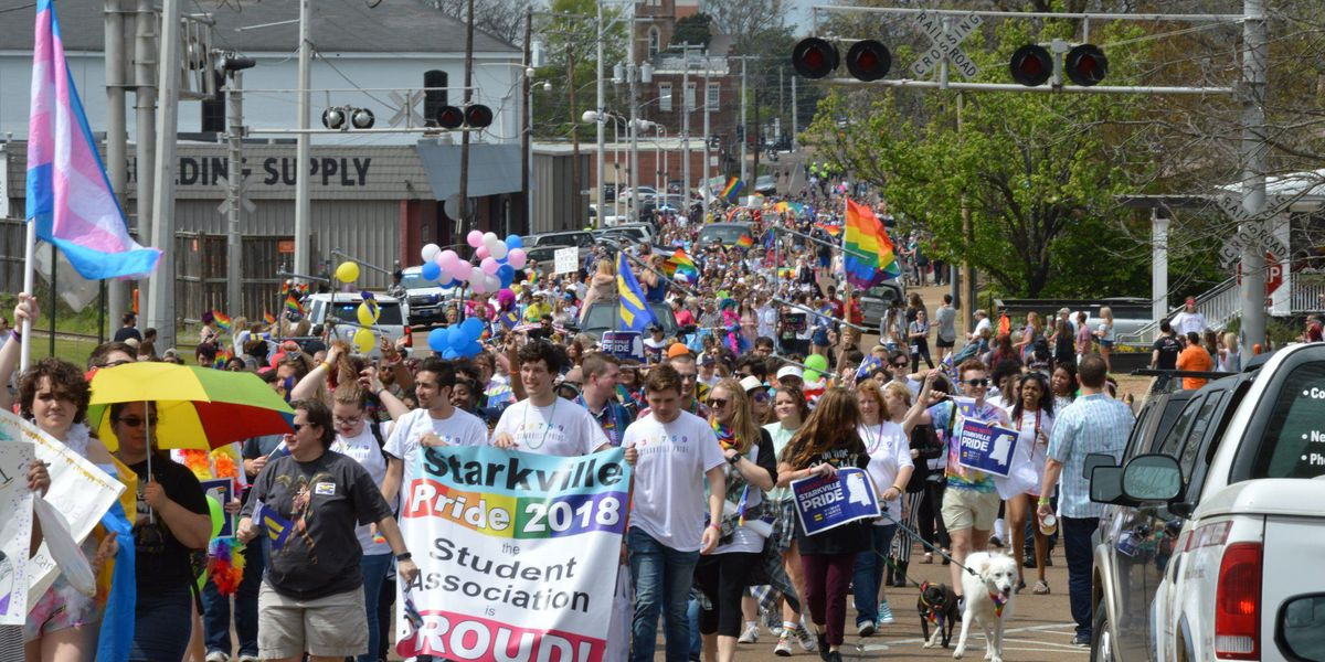 Starkville holds first Pride Parade after early opposition