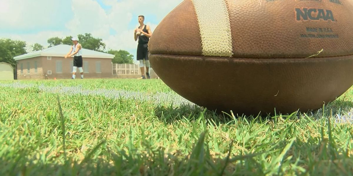 Some high school football games rescheduled due to potential heavy rain