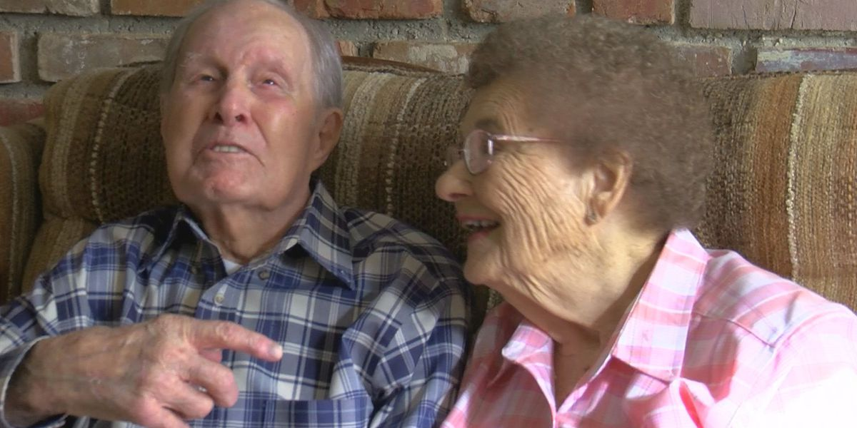 Saucier couple's viral video brings smiles to millions