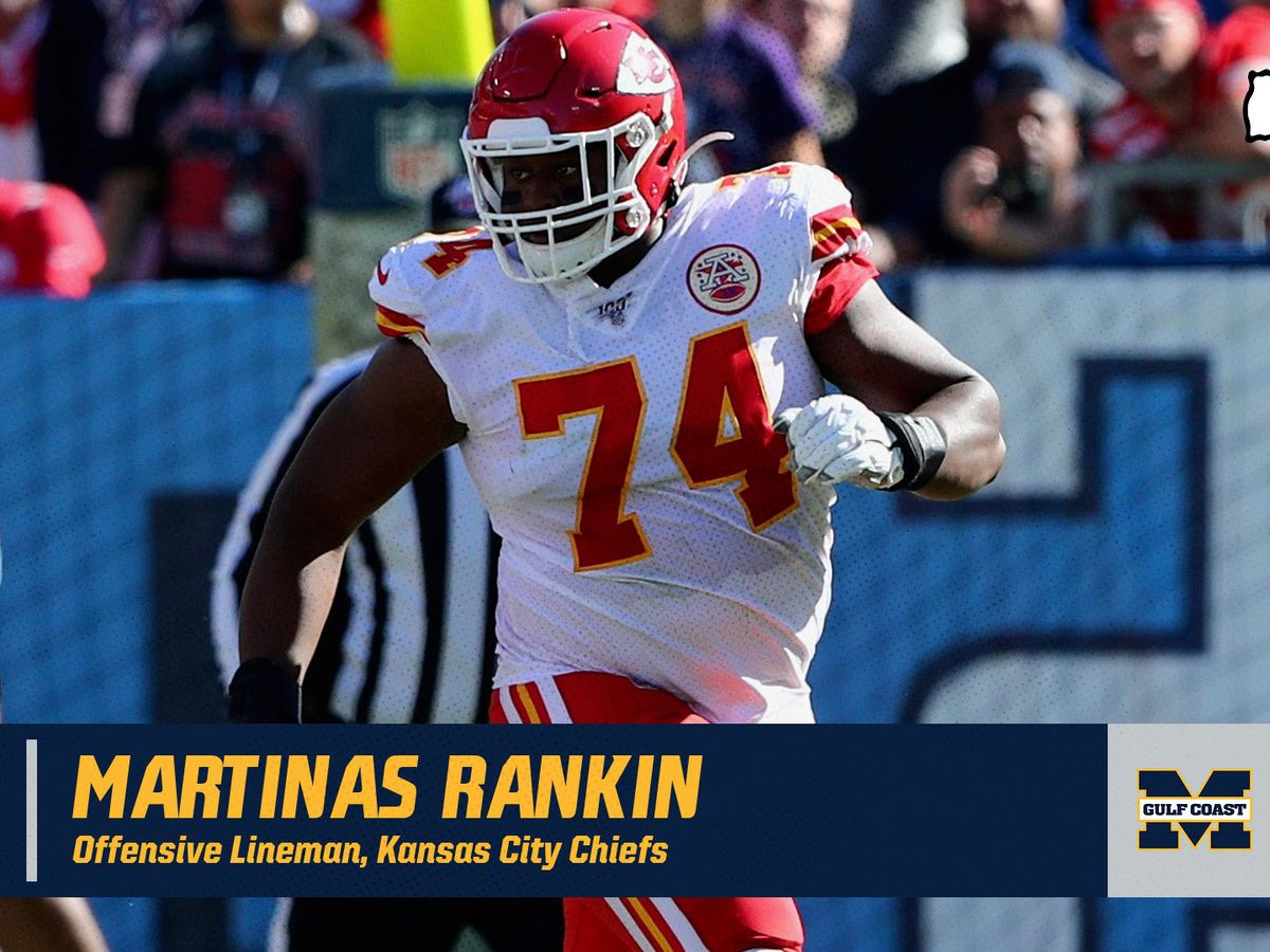 MGCCC's Martinas Rankin to play in Super Bowl