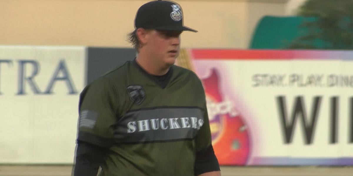 Trey Supak named Southern League Pitcher of the Week
