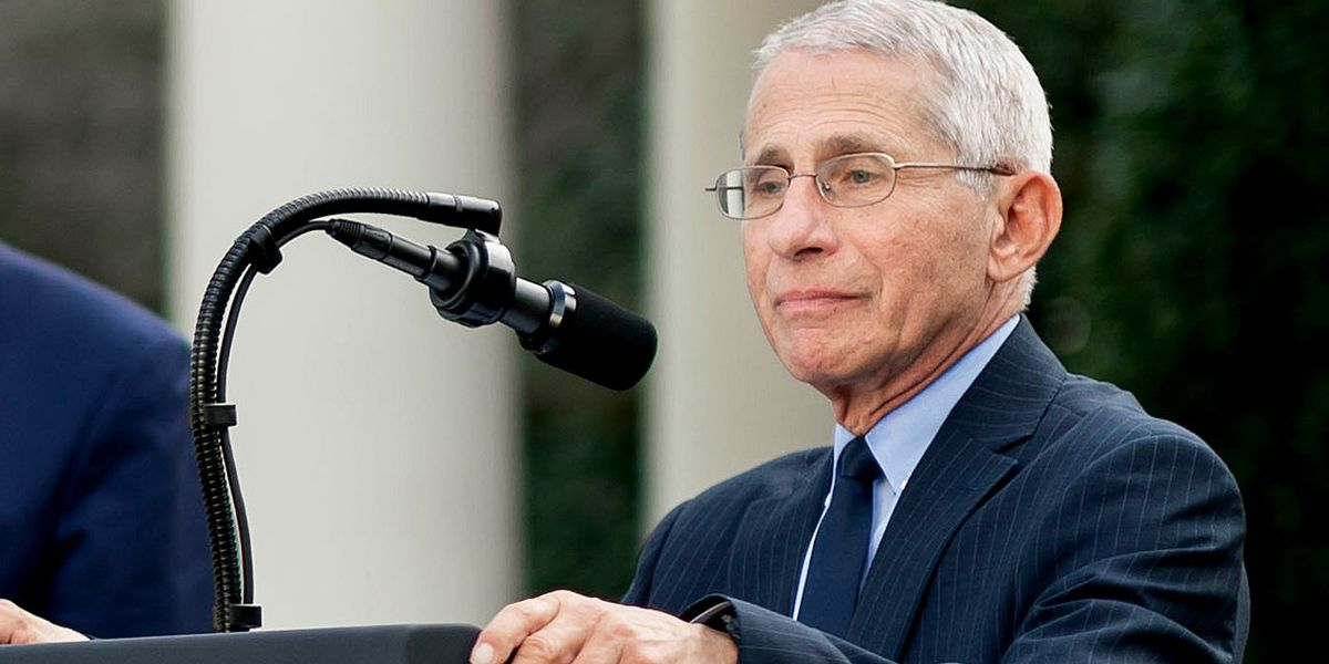 Fauci says Reeves' decision to roll back COVID-19 restrictions 'really risky'