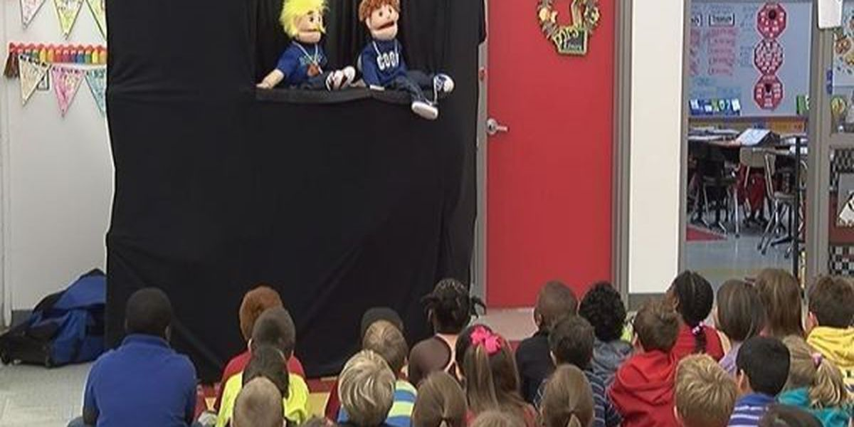 Biloxi students learn who to talk to, who to trust