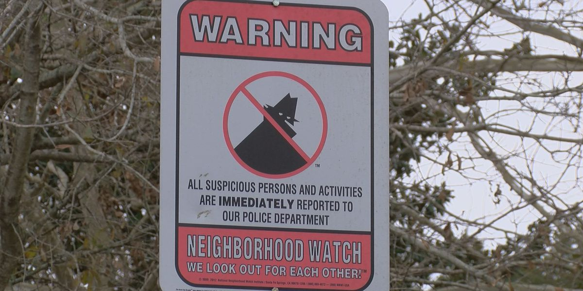 Moss Point Alderman hopes more residents become active in neighborhood watch