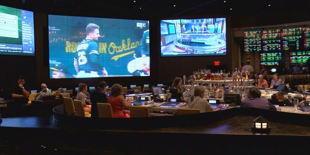 Coast casinos celebrate one year anniversary of legalized sports gaming