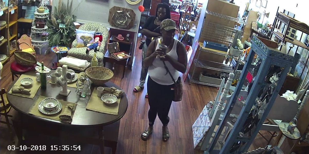 Business owners use social media to target thieves