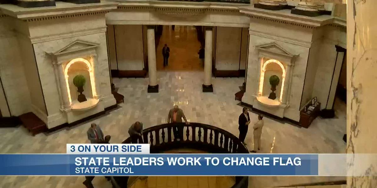 After busy day at Capitol, some feel momentum build for flag change: 'The votes are there'