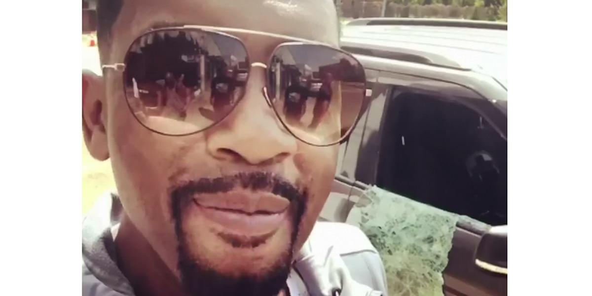 Comedian Bill Bellamy says thieves break into friend's car, steal Sharpie, leave $42K in safe