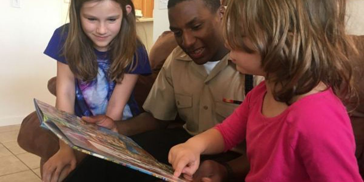 Keesler students get a sense of home away from home