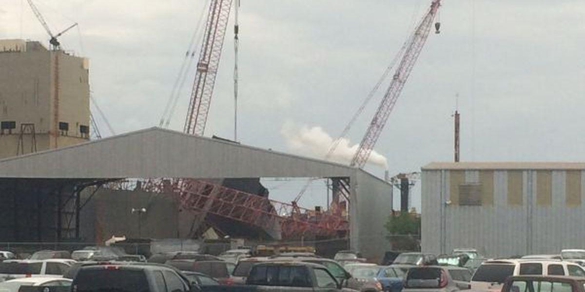 VT Halter fined by OSHA for June crane collapse