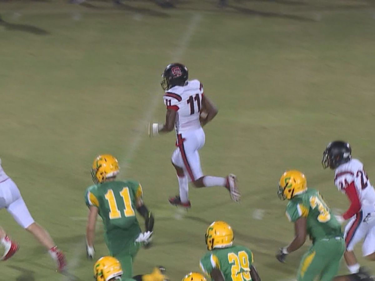 WLOX Player Of The Week: St. Stanislaus' Dallas Payne