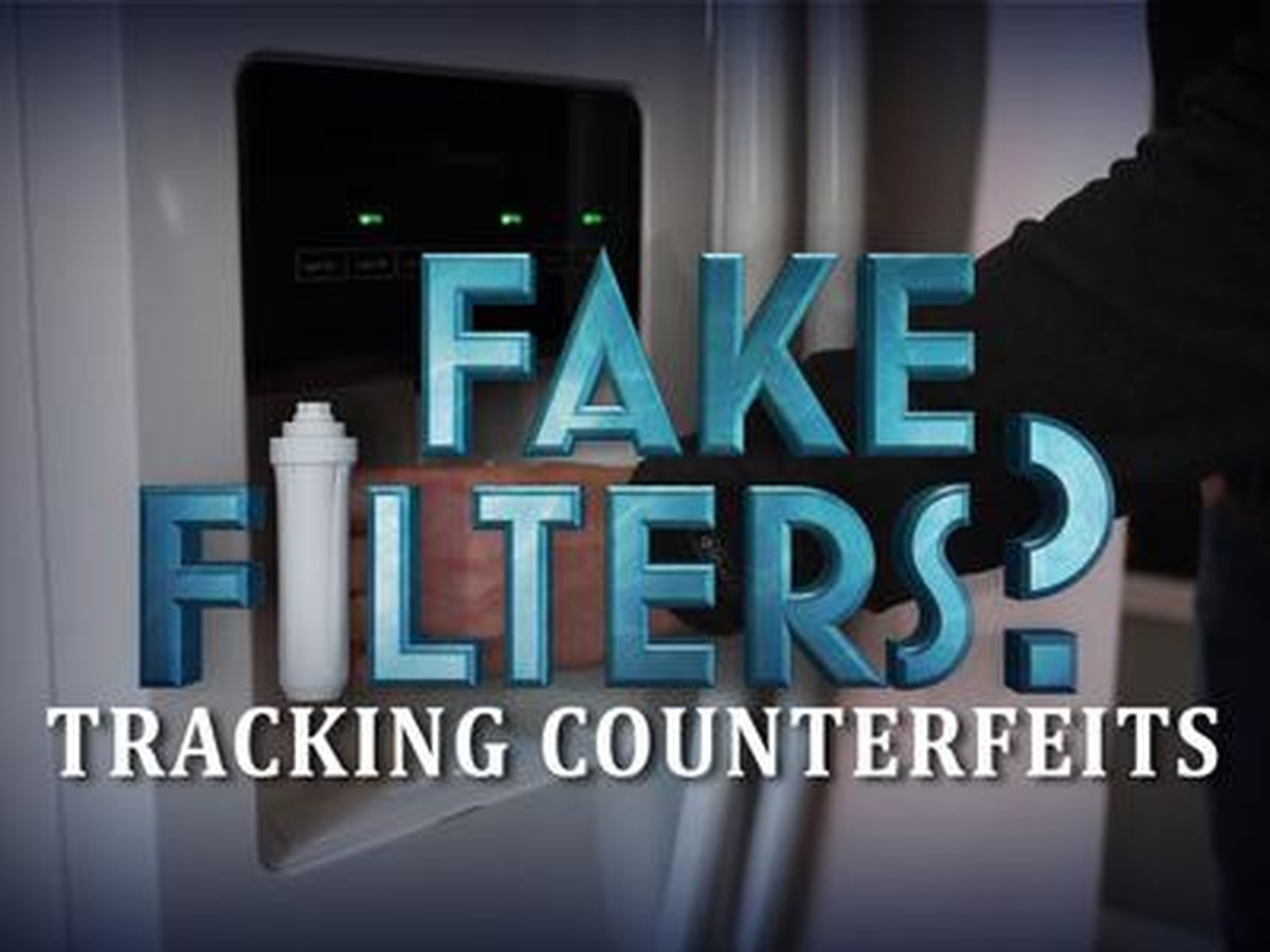Fake Filters? Made-up addresses, strange receipts and copycat websites reveal knock-offs on the market