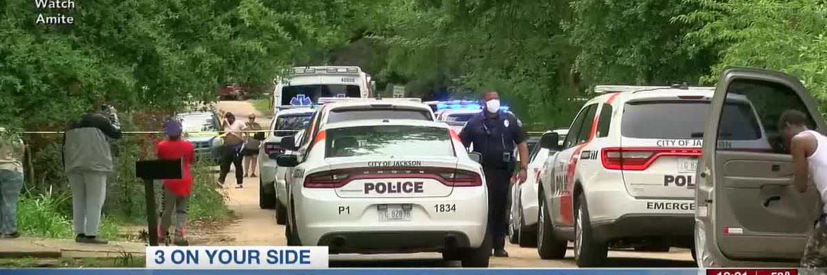 Jackson Police Department reporting six homicides in 24 hours