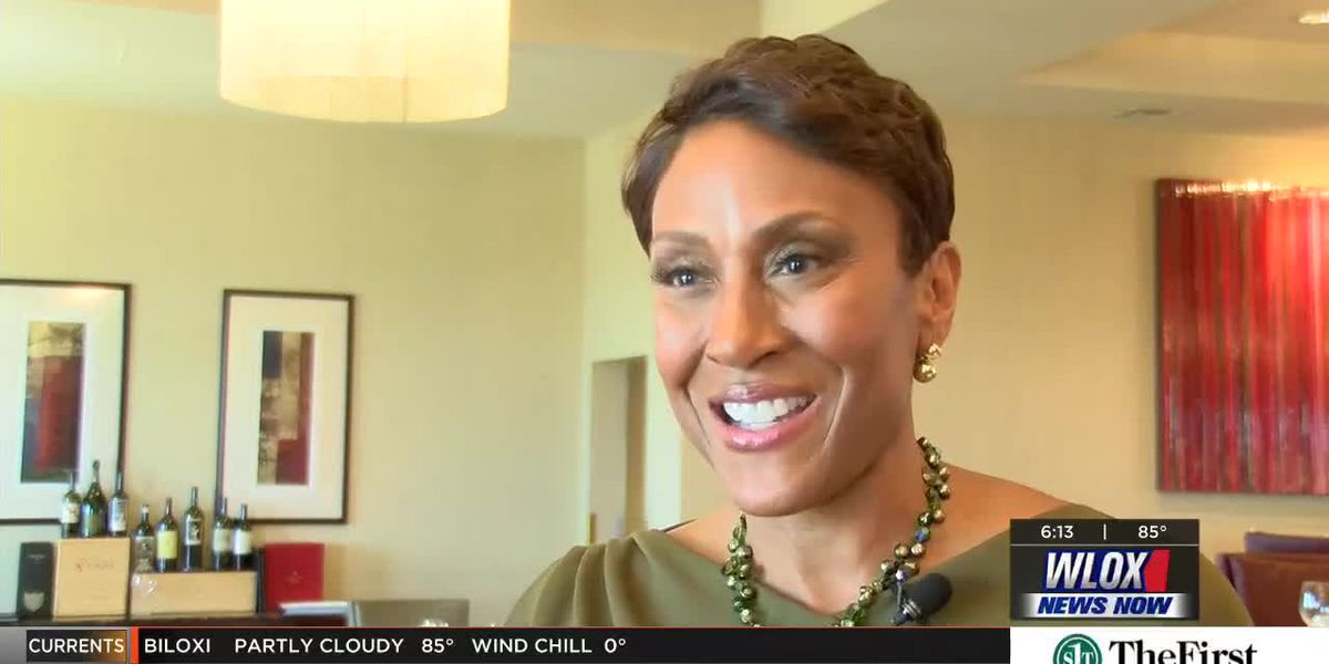 Robin Roberts' South Mississippi roots helped make her a thriver