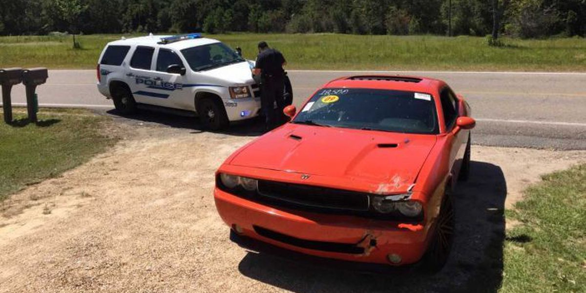 Police: Test drive turns into chase, ends in crash
