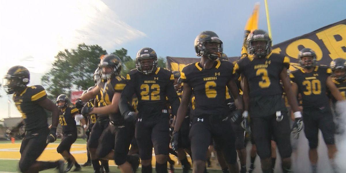 Hurricane Sally shakes up Coast Football schedule