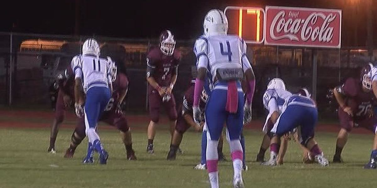 Long Beach Quarterback Bruce Mathes: Mississippi Power Player of the Week