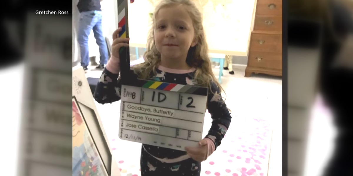Six-year-old Coast girl set to appear in thriller flick