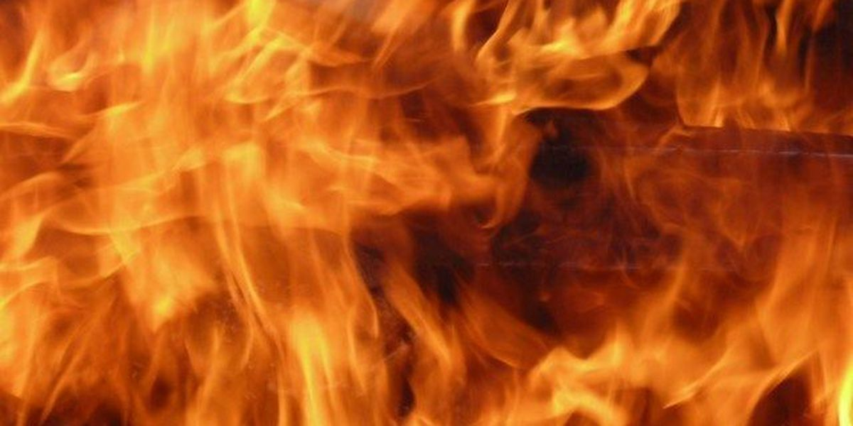 Fire damages home in Harrison County