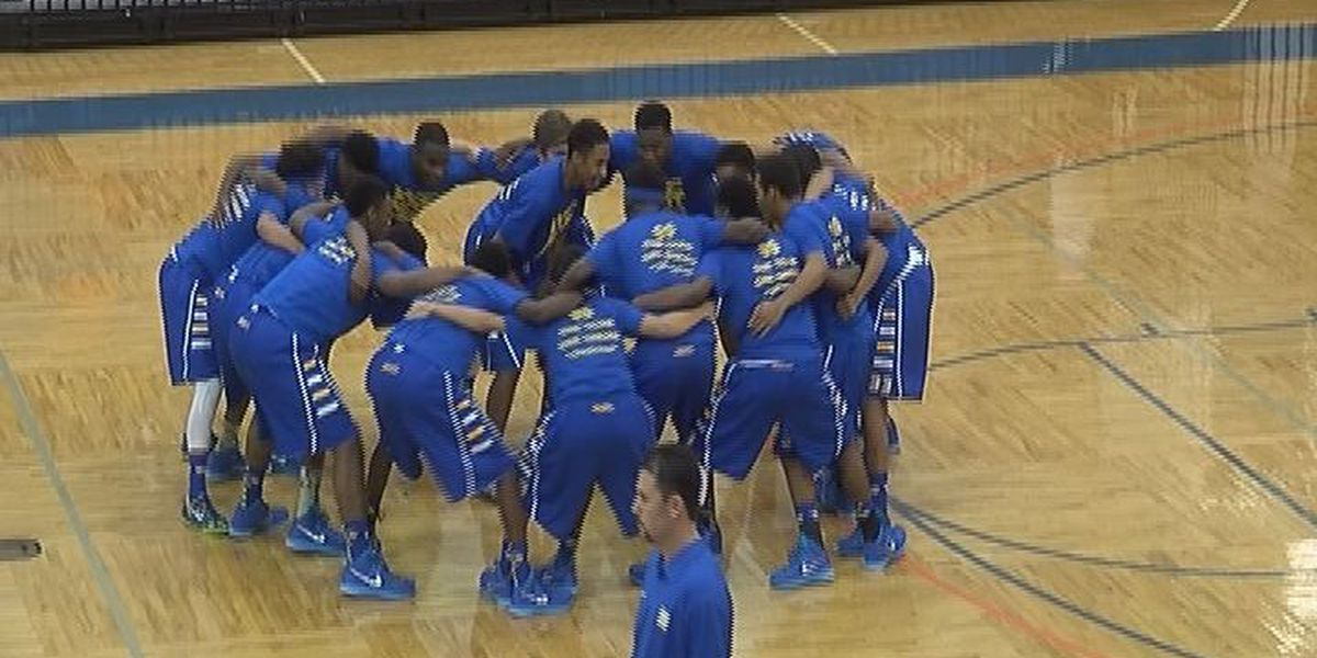The St. Martin High School basketball team has posted a 9-2 record