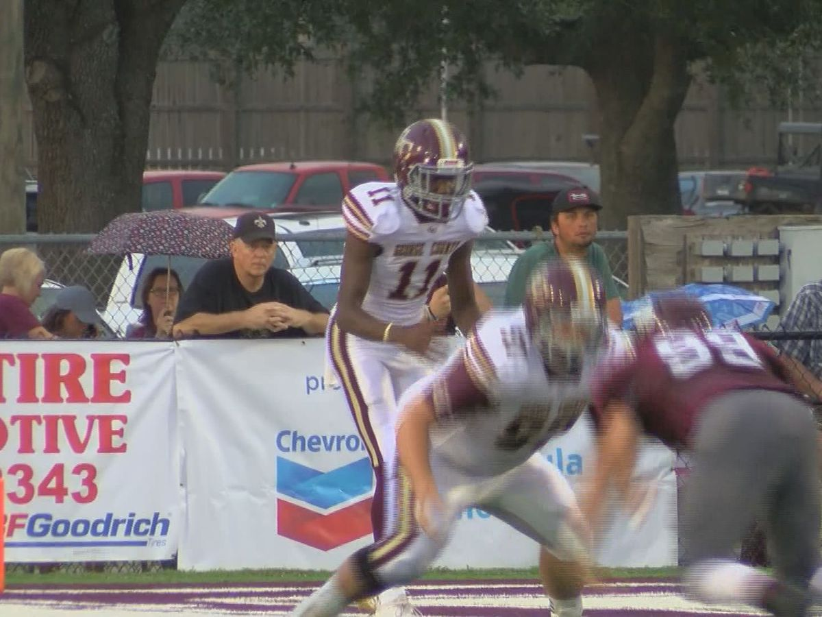 Texas A&M & Mississippi State offer George County's M.J. Daniels