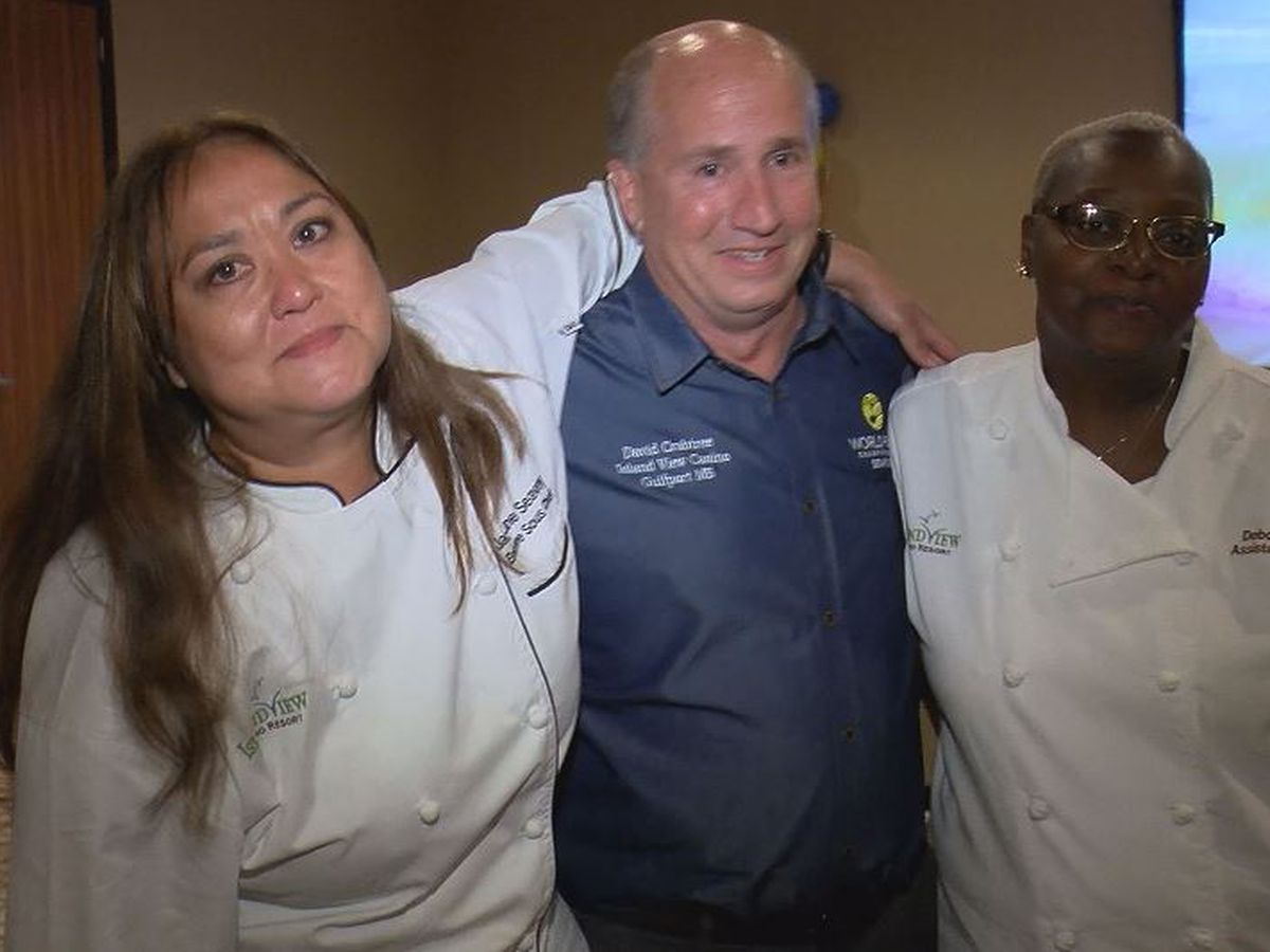Island View executive sous chef Jackie Seavey wins world title