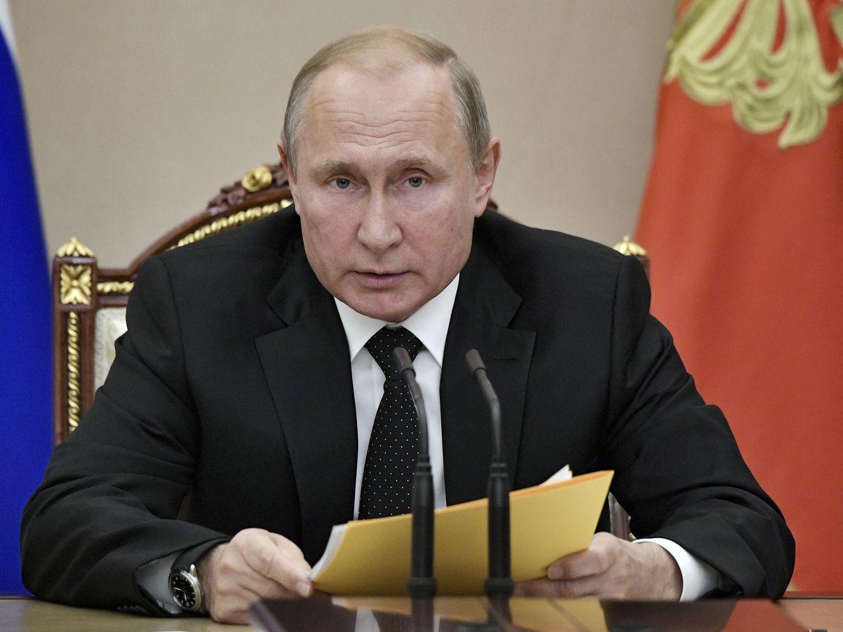 Putin orders 'symmetric' measures after US missile test