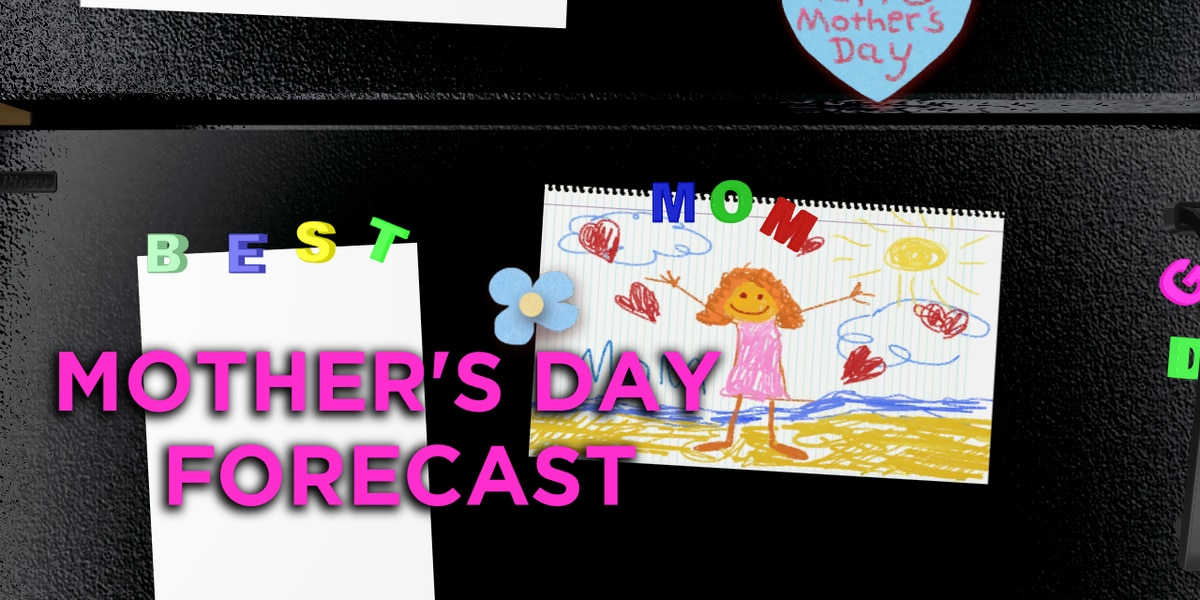 Mother's Day Forecast