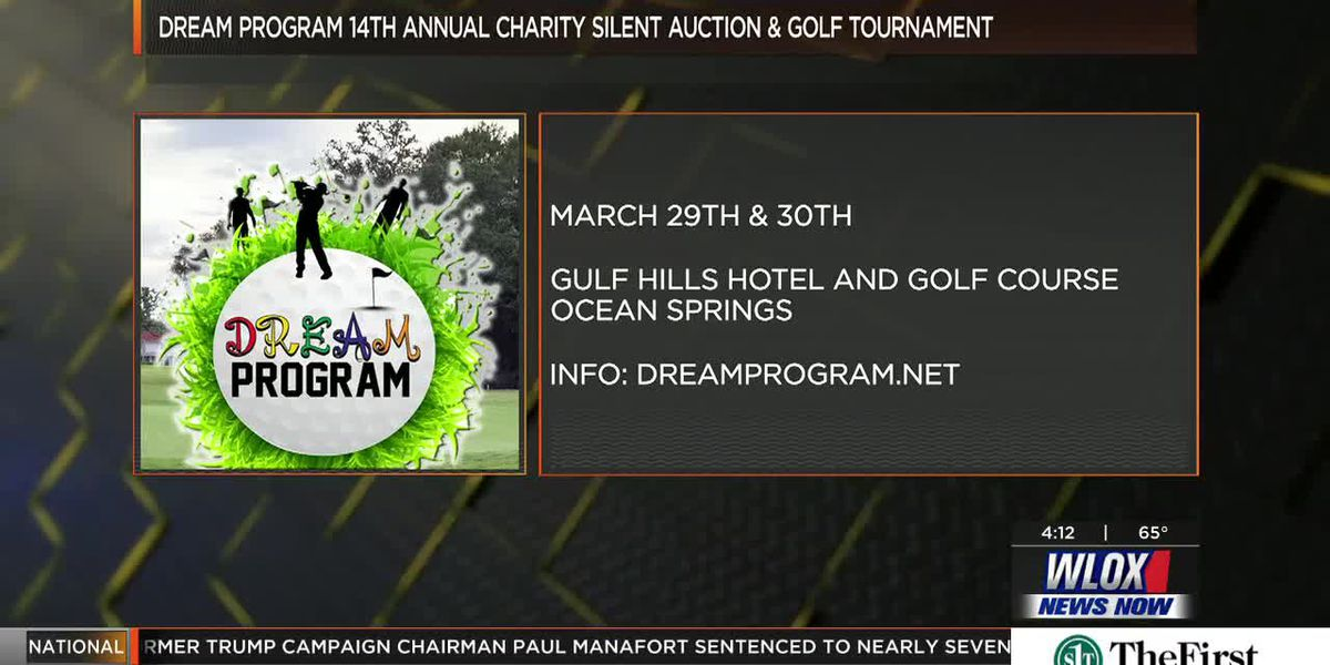 Happening March 29 and 30: Dream Program Charity Silent Auction and Golf Tournament