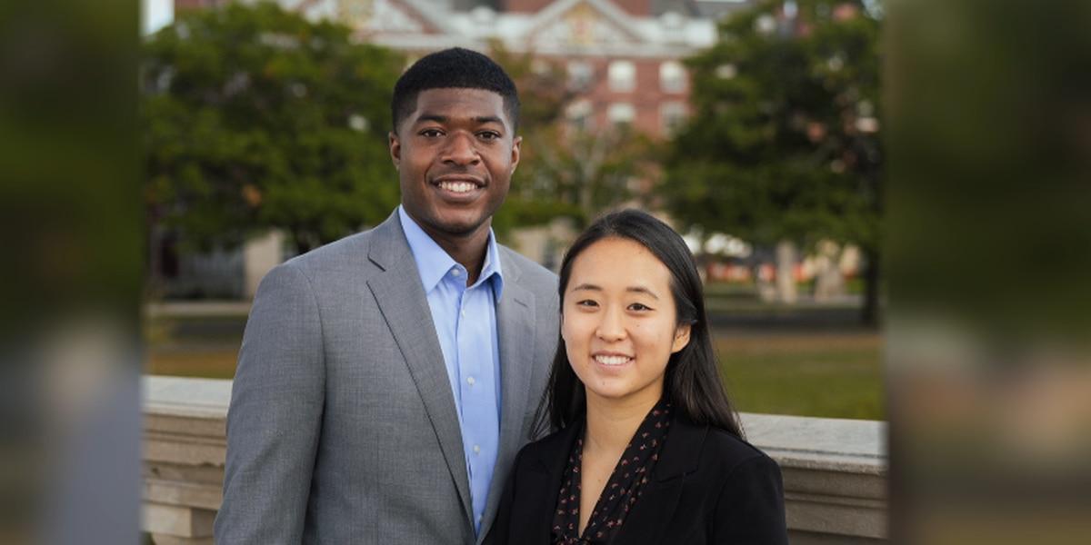 Oak Grove graduate elected Harvard student body president