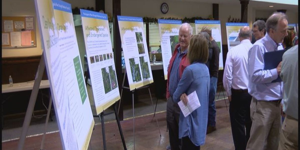 Public scoping meeting held for Lake George Project; no punches this time