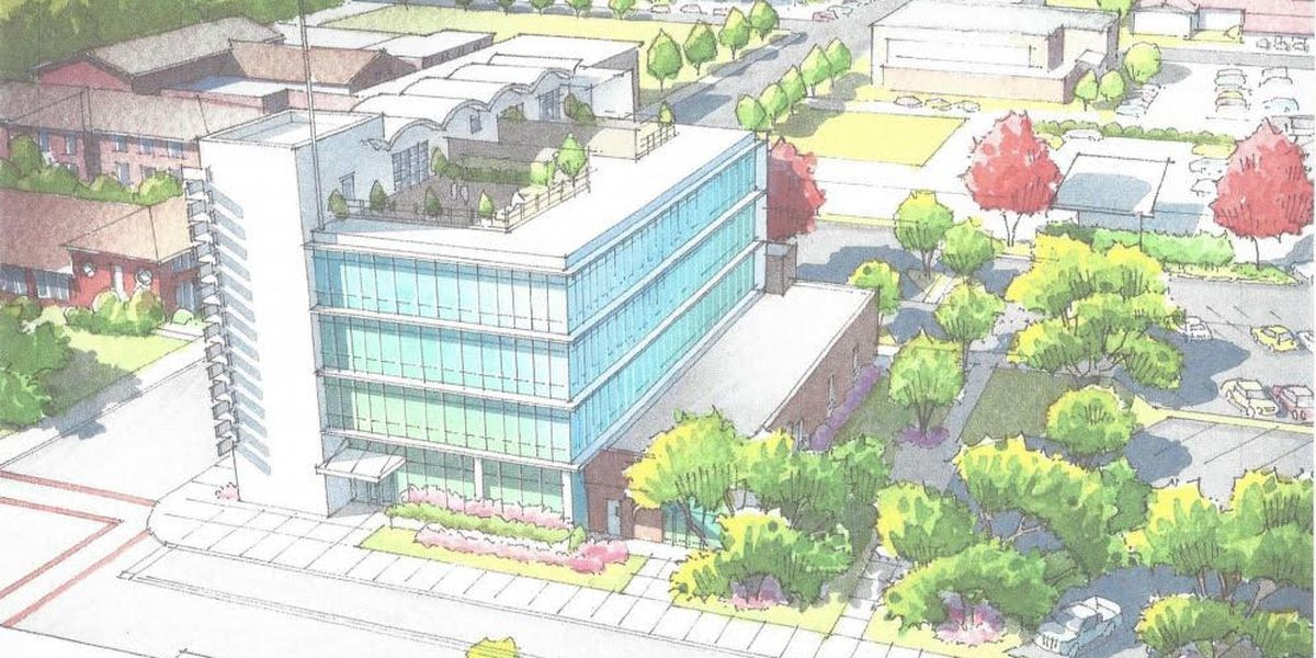 Developers hopeful downtown City Centre project will draw young professionals to Pascagoula