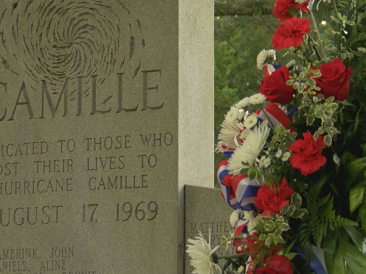 Pass Christian community gathers for Hurricane Camille Anniversary