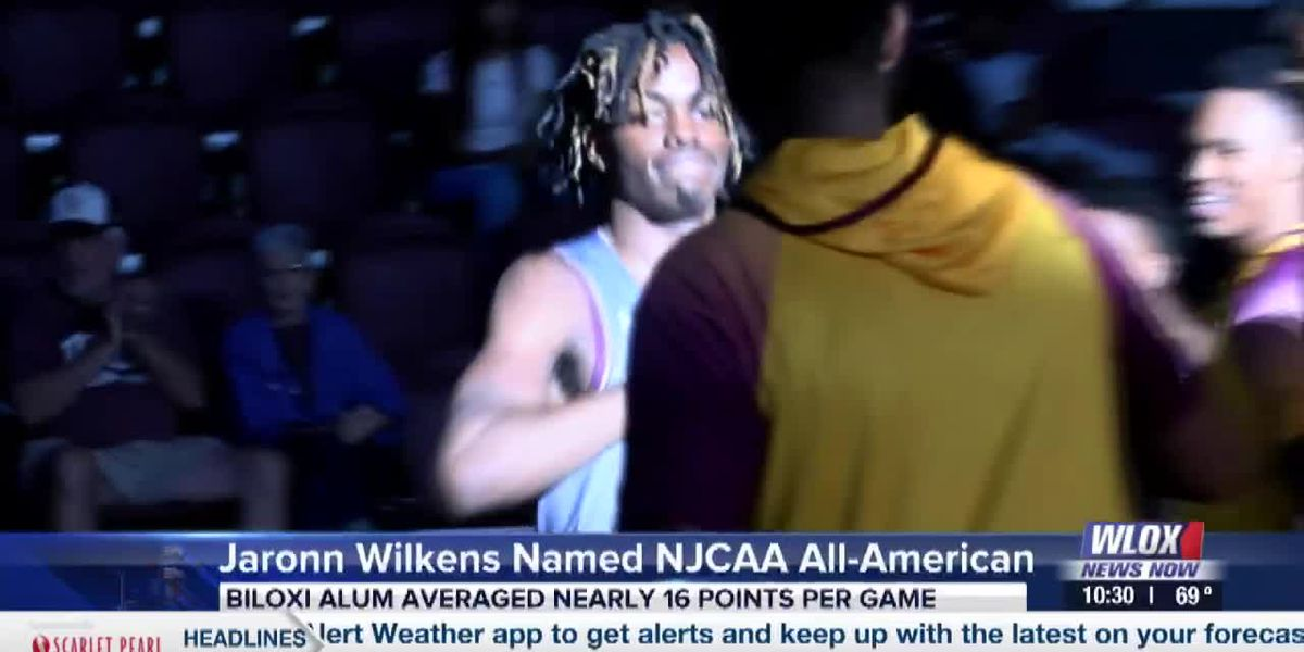 Pearl River's JaRonn Wilkens named NJCAA All-American