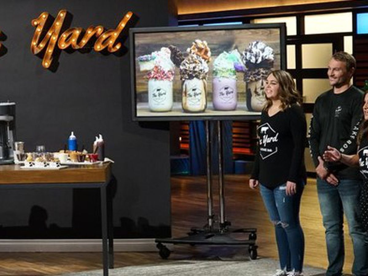 Instagram-worthy milkshakes bring 'Shark Tank' investors to The Yard