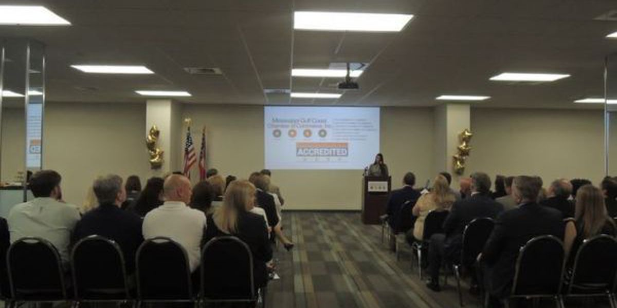 MS Gulf Coast Chamber of Commerce honored with 4-Star Accreditation