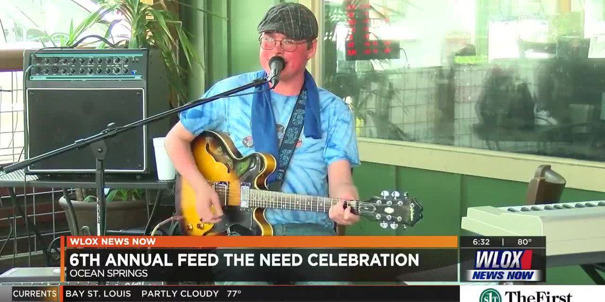 Annual Feed the Need celebration kicks off in Ocean Springs