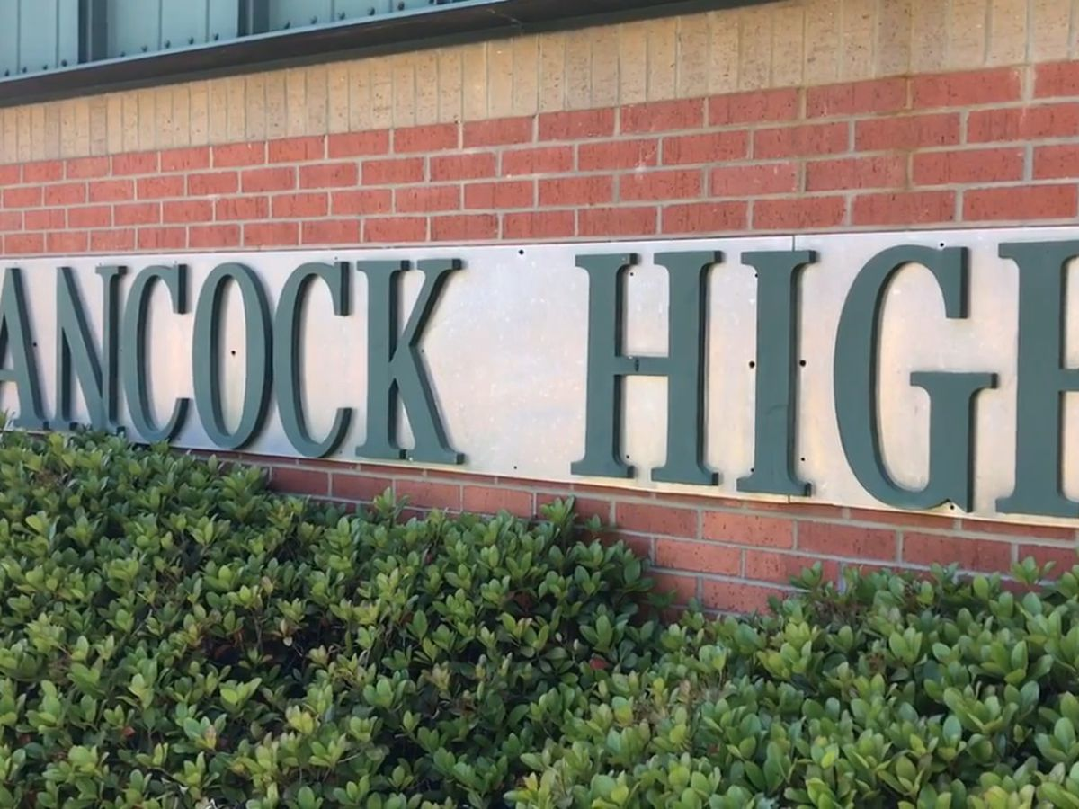 Hancock High forfeits football game due to possible COVID-19 exposure